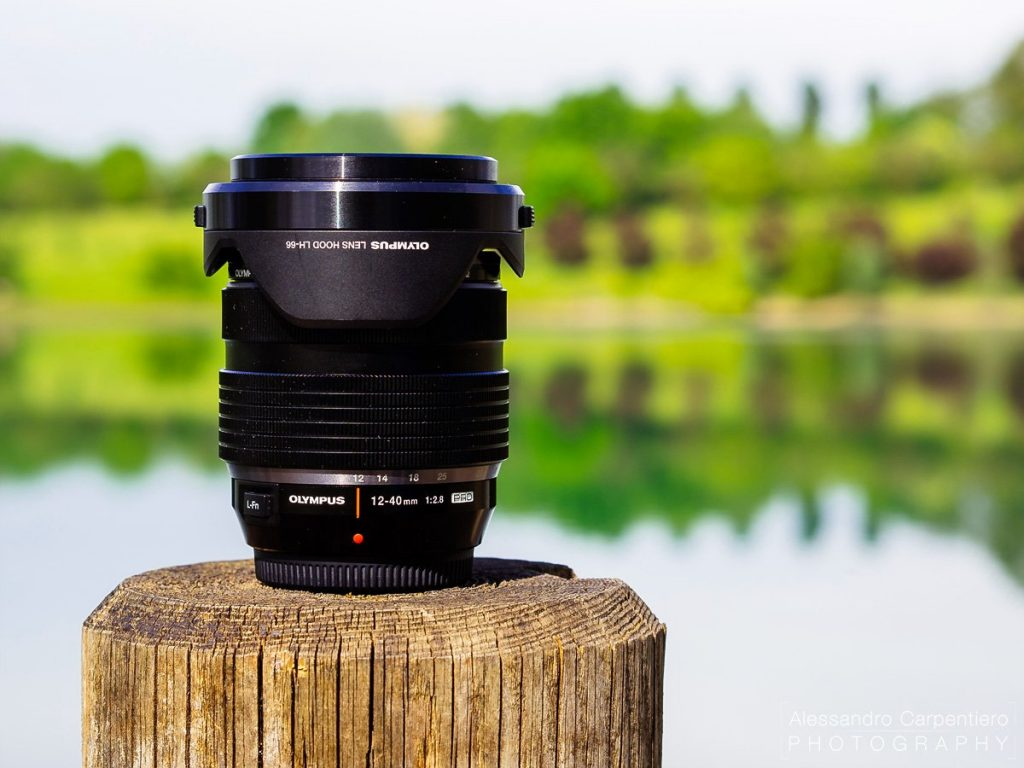 Olympus 12-40mm f/2.8 is my to go lens. Blazing sharp at its maximum aperture delivers high quality images