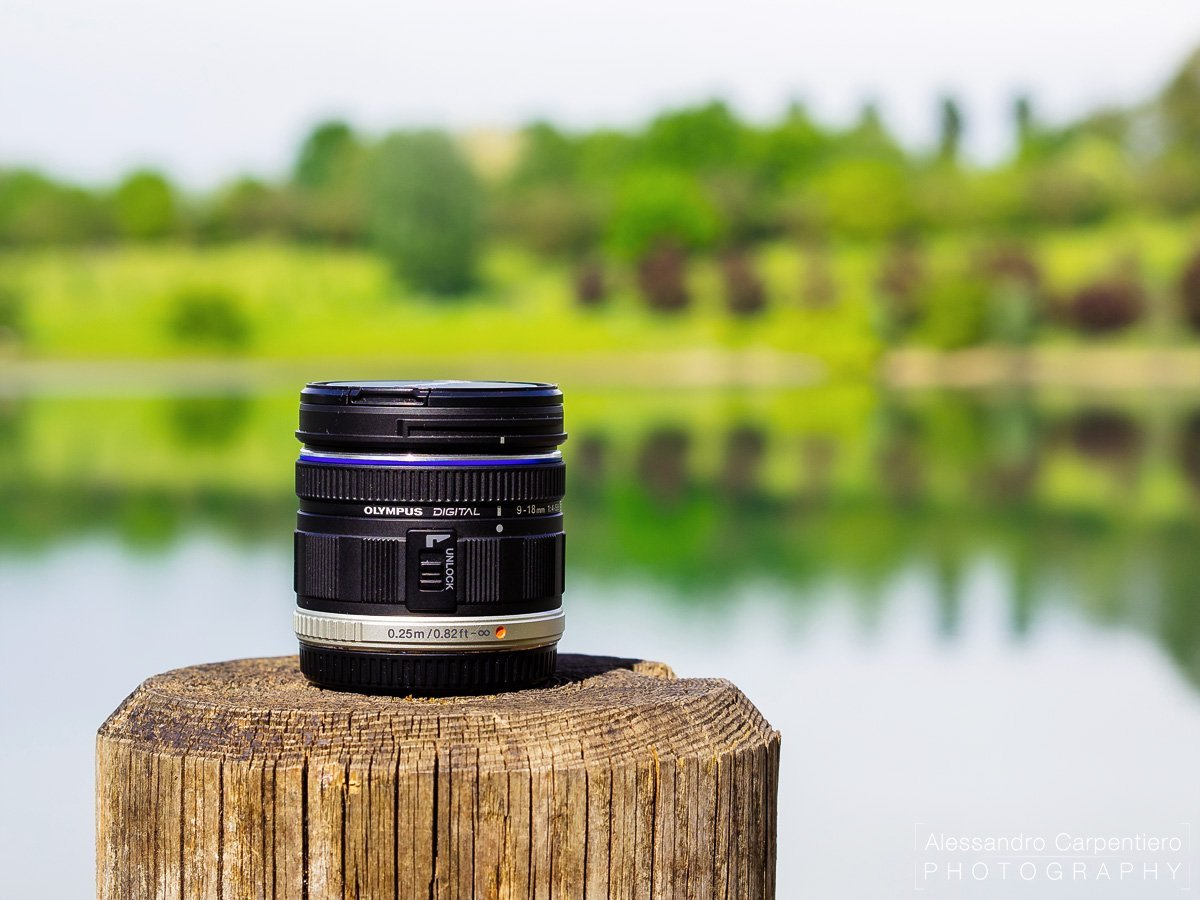 Olympus 9 18mm Is A Wide Angle Lenses For Micro Four Thirds Cameras Its