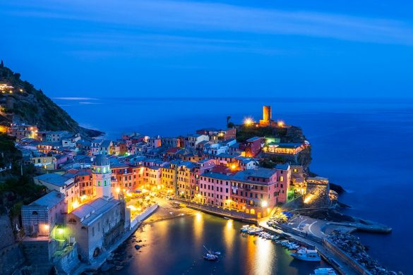 Vernazza is one of the cinque terre (riomaggiore, manarola, corniglia, vernazza, monterosso). It's just above the sea and it's a perfect place to enjoy the italian culture.