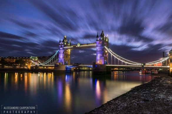 5 AM Long Exposure in London