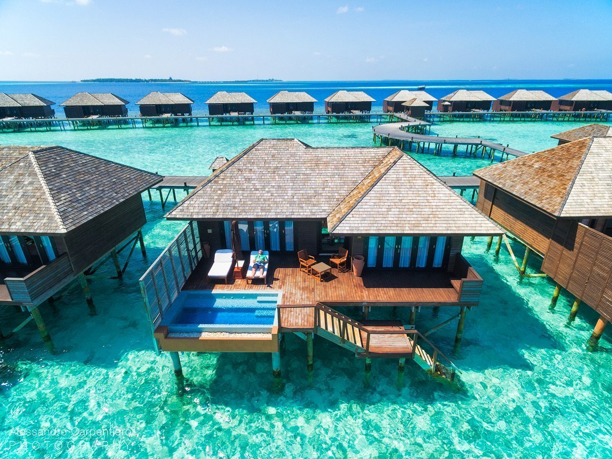 Lily Beach Review  AllInclusive Resort in Maldives