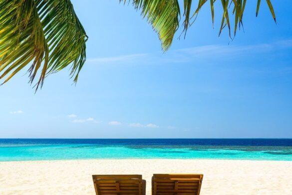 Sdraio alle maldive