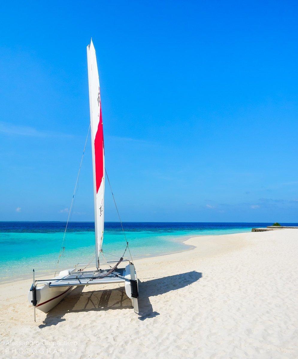 Maldives Beach: All-Inclusive Resort In Maldives