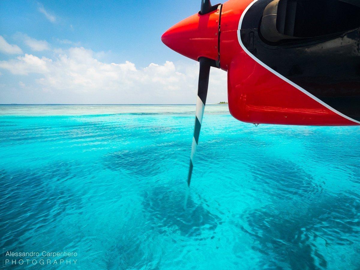 seaplane propeller