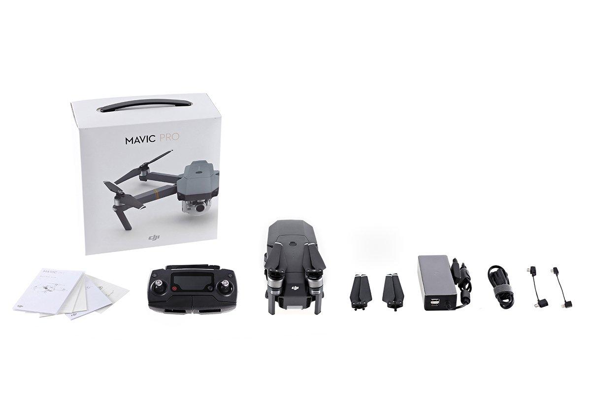 dji mavic pro drone only
