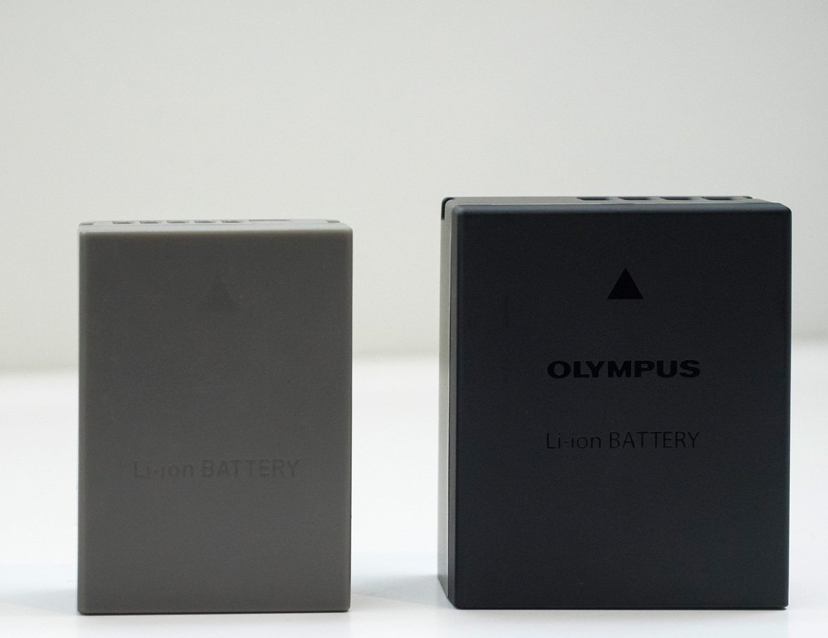 olympus-omd-em1-battery-comparison