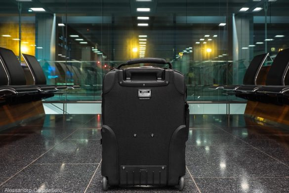 Think Tank Airport International V3.0 Recensione | Trolley Fotografico