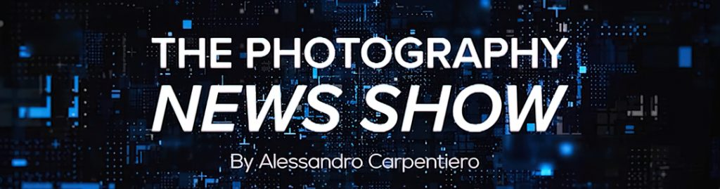 the photography news show logo